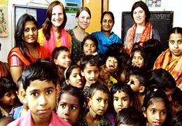 Jenniferskolan i Bangladeshs